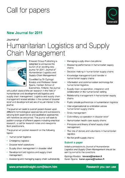 Logistics and Supply Chain Management research topics for college