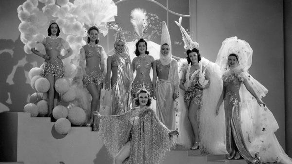 Ziegfeld Girl Kobal