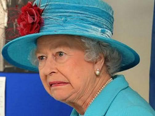 Queen elizabeth horrified 2