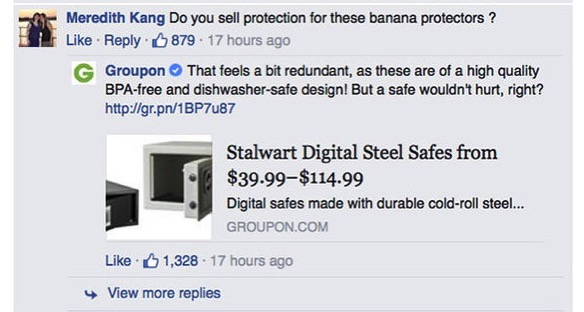 Distractify Groupon Posted This Product On Facebook And The Comments That Followed Are A Masterpiece