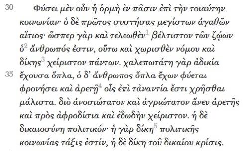 ARISTOTLE Politics Loeb Classical Library